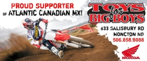 Atlantic CMRC Motocross Season Begins