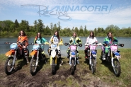 The Canadian Women's National Motocross Series Renews Involvement for Second Year