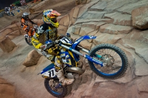 Cornergrass at Vegas Endurocross