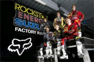 NEW ROCKSTAR ENERGY SUZUKI EUROPE LINE-UP