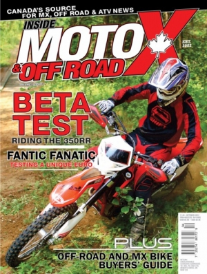 Inside MotoX & Off Road Volume 11 Issue 4