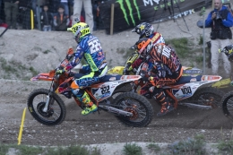 PAIR OF PODIUM SECONDS FOR RED BULL KTM'S CAIROLI AND HERLINGS AT MXGP OF TRENTINO