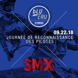 Yamaha Rider Appreciation Day Coming to Quebec's SMX this Saturday