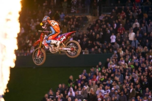 Troy Lee Designs / Lucas Oil / Honda's Cole Seely Romps to A1 Victory