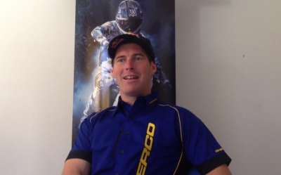 David Knight signs with Sherco