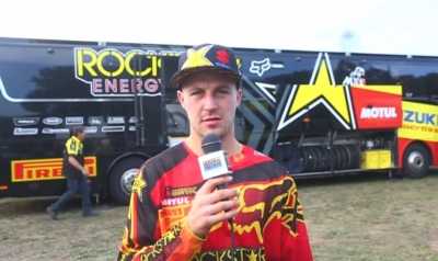 Rockstar Energy Suzuki GP of Benelux 2013