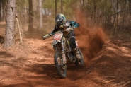 Duvall And Strang Have A Challenging Start To The GNCC Season