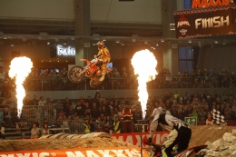 TADDY BLAZUSIAK TAKES THE SUPERENDURO WIN IN HELSINKI