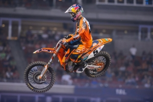Dungey second, Musquin third in Houston Supercross