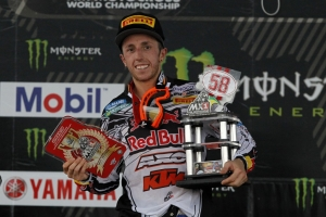 Cairoli celebrates 58th career GP in MX1 GP of Brazil