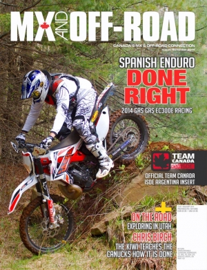 MX And Off-Road, Volume 13, Issue 3