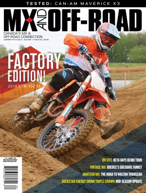 MX and Off-Road - Volume 17 Issue 02