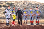 HUSQVARNA MOTORCYCLES INTRODUCES THE FC 450 ROCKSTAR EDITION RIDER LINE-UP