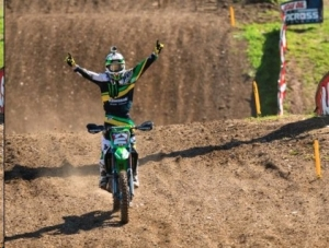 Monster Energy Kawasaki's Ryan Villopoto Perfect at Unadilla