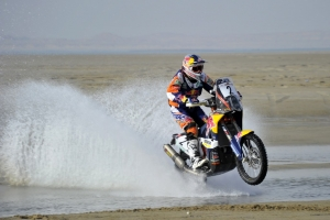 COMA MAINTAINS SECOND IN LEG 3 OF SEALINE RALLY