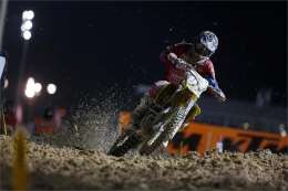 SEEWER EQUALS BEST RESULT AT QATAR MX2