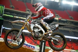 MotoConcepts Racing: ATLANTA 1 SX Report