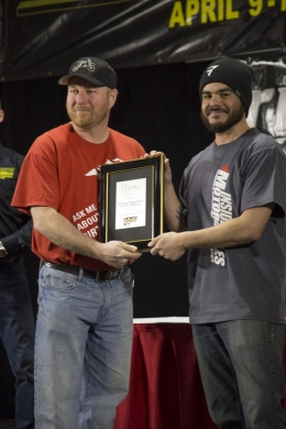 Last year Inside Motorcycles presented its Eddy Award to the Ontario Federation of Trail Riders (OFTR).