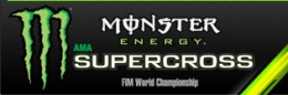 Villopoto Clinches Monster Energy AMA Supercross, an FIM World Championship Tonight at Reliant Stadium