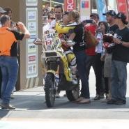 Successful Dakar for Beaule
