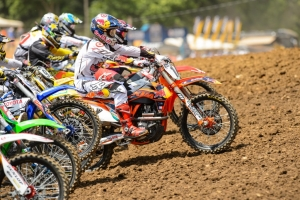 TOP DAY OUT FOR RED BULL KTM AT MUDDY CREEK TENNESSEE