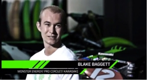 Monster Energy Cup: Blake Baggett