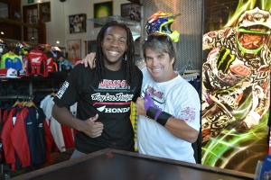 Malcolm Stewart Signs with TLD Team for 2014