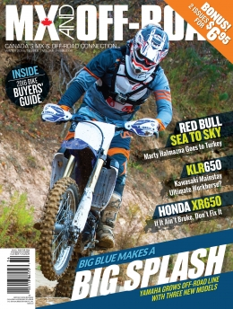 MX And Off-Road Volume 14 Issue 04
