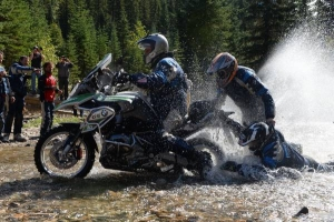 BMW Motorrad International GS Trophy North America 2014, day 3. A resurgent team South Africa