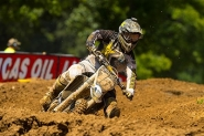 Rockstar Energy Husqvarna Factory Racing's Zach Osborne Scores Milestone Victory At Budds Creek