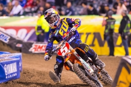 DUNGEY WINS AT ANAHEIM 3; CONSOLIDATES POINTS LEAD