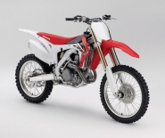Honda to Release All-New CRF450R & CRF450RX