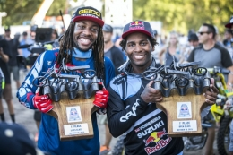 Stewart brothers sweep Red Bull Straight Rhythm