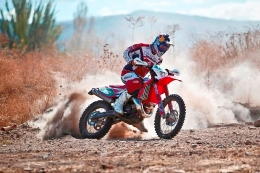 Redondi Hits the Podium Twice in Chile