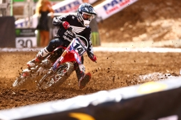 TLD's Cole Seely Claims Fifth Podium of Rookie Season