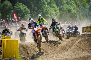 GREAT BATTLES, TOP 5 AND HOLESHOTS FOR THE KTM RED BULL THOR RACING TEAM