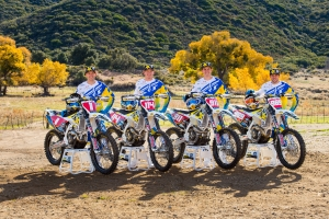 Rockstar Energy Husqvarna Factory Racing is happy to announce the 2017 off-road team featuring Colton Haaker, Josh Strang, Jacob Argubright, and Thaddeus Duvall.