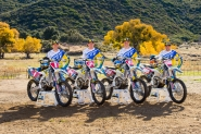 Husqvarna Factory Racing 2017 Off-Road Team Announced