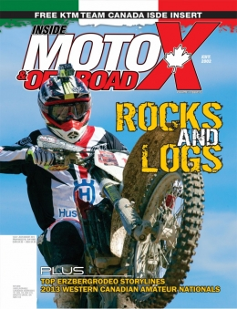 Inside MotoX & Off Road Volume 12 Issue 03