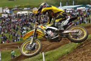 Coldenhoff races to Top-10 at Sevlievo MX2
