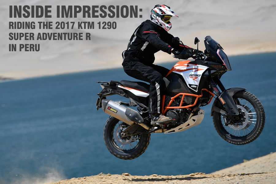 Ride review: 2017 KTM 1290 Super Adventure R (with photos)