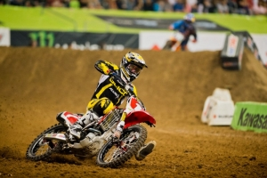 GEICO Honda rider Barcia could clinch second straight title in New Orleans