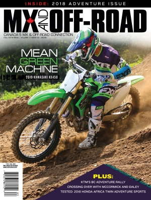 MX and Off-Road - Volume 17 Issue 03