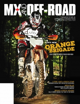 MX And Off-Road, Volume 14, Issue 2