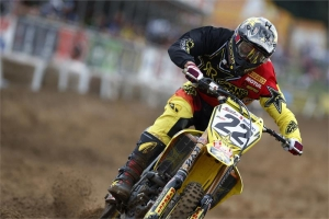 ROCKSTAR ENERGY SUZUKI SET FOR BRAZIL MX