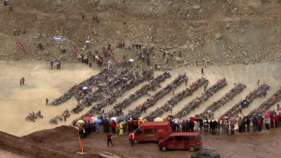 The Ultimate Hard Enduro Race - Red Bull Hare Scramble 2013