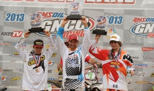 Another Win for Husqvarna's Andrew DeLong!