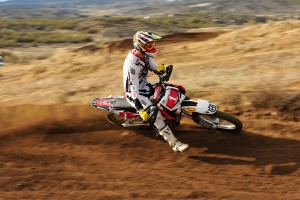 Graffunder and Delong Gear Up For Another Winning Season with Husqvarna