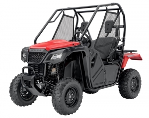 Honda announces the all-new 2015 Pioneer 500™ side-by-side.