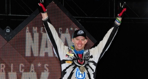X Games Bronze for Graffunder and Husqvarna!